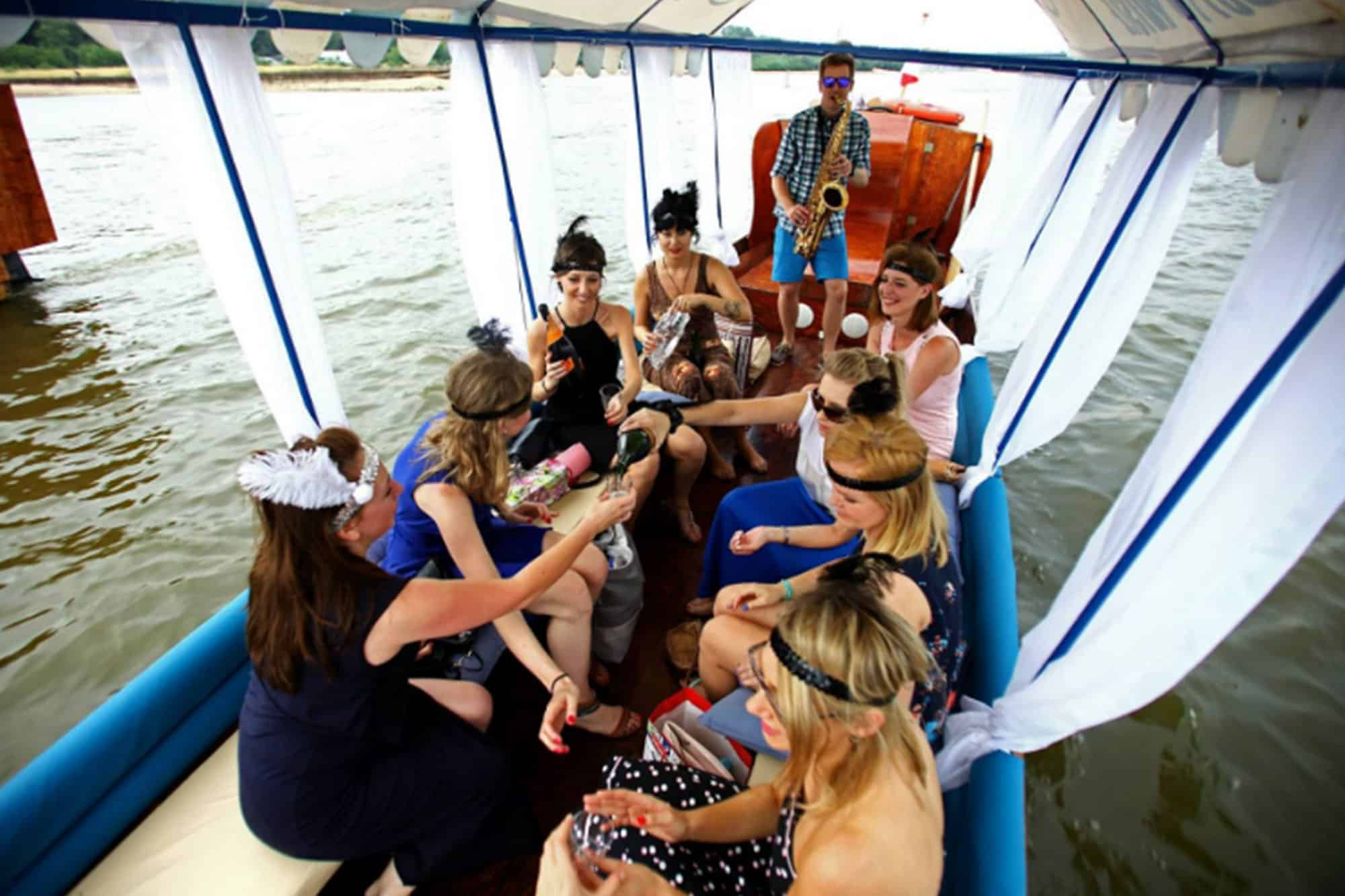 Boat Cruise is an awesome activity for bachelor party