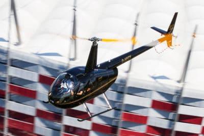 Reserve o nosso passeio de helicóptero em torno de Varsóvia para desfrutar do tratamento premium durante a sua viagem