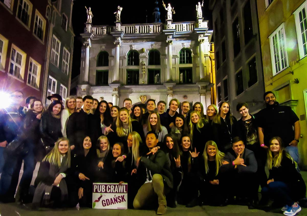 Best bar crawl in Gdansk and Sopot