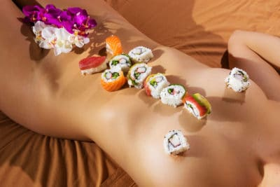Body Sushi Warsaw or Body sushi Gdansk is a great activity for a bachelor weekend in Poland