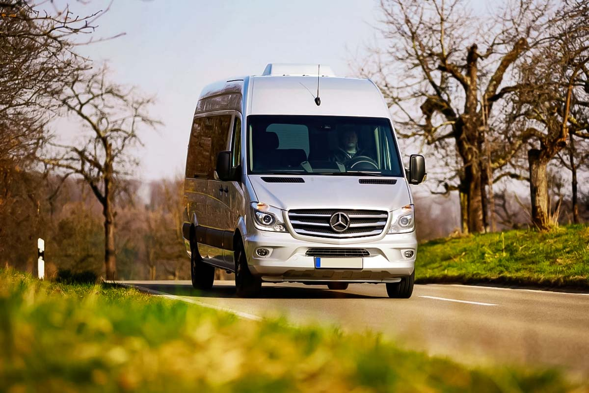 Group airport transfer from Gdansk for up to 20 people - great for corporate incentive travel in Gdansk
