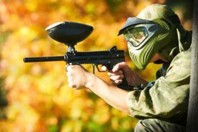 Outdoor Paintball Gdansk is a super cool activity not only for a stag weekend but also for a group trip