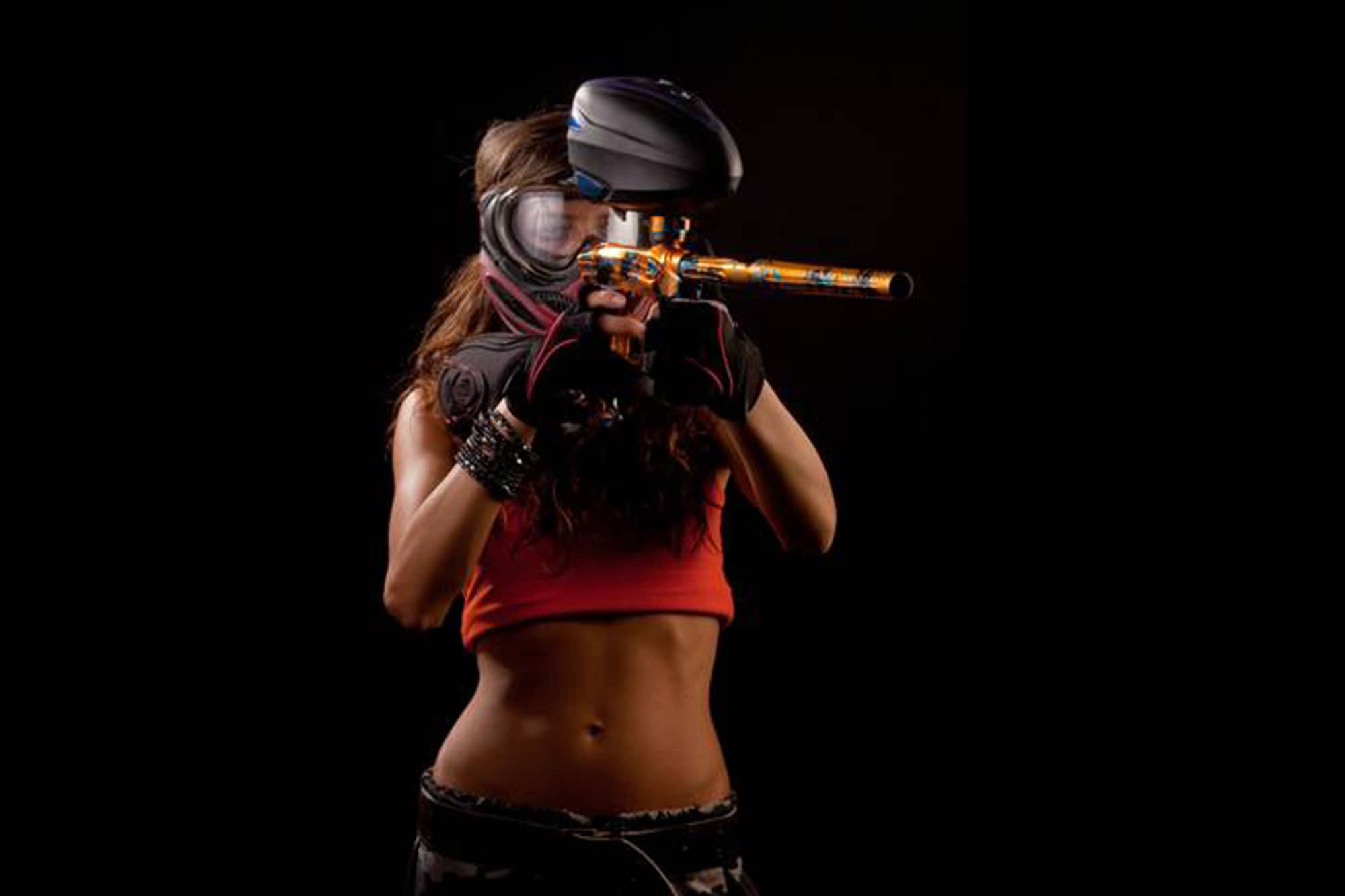 Paintball sexy, hot anushka shetty fucked