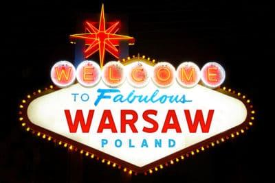 Perfekt plan for en hjorteaften i Warszawa - kasinoaften