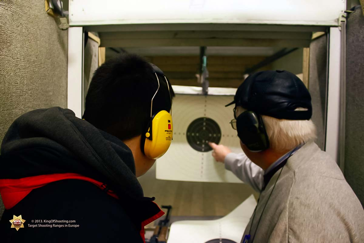Shoot to the aim and get tips from a professional gun shooting coach while on your trip to Gdansk