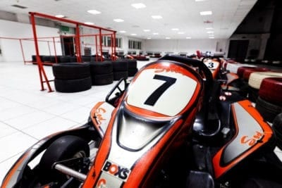 This is the cheapest Go Karting in Krakow so better book it fast for your stag do in Krakow