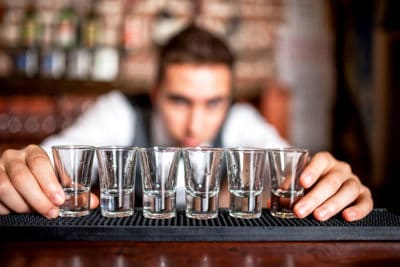 Try out the selection of the best polish vodka shots on our vodka tasting tour in Warsaw