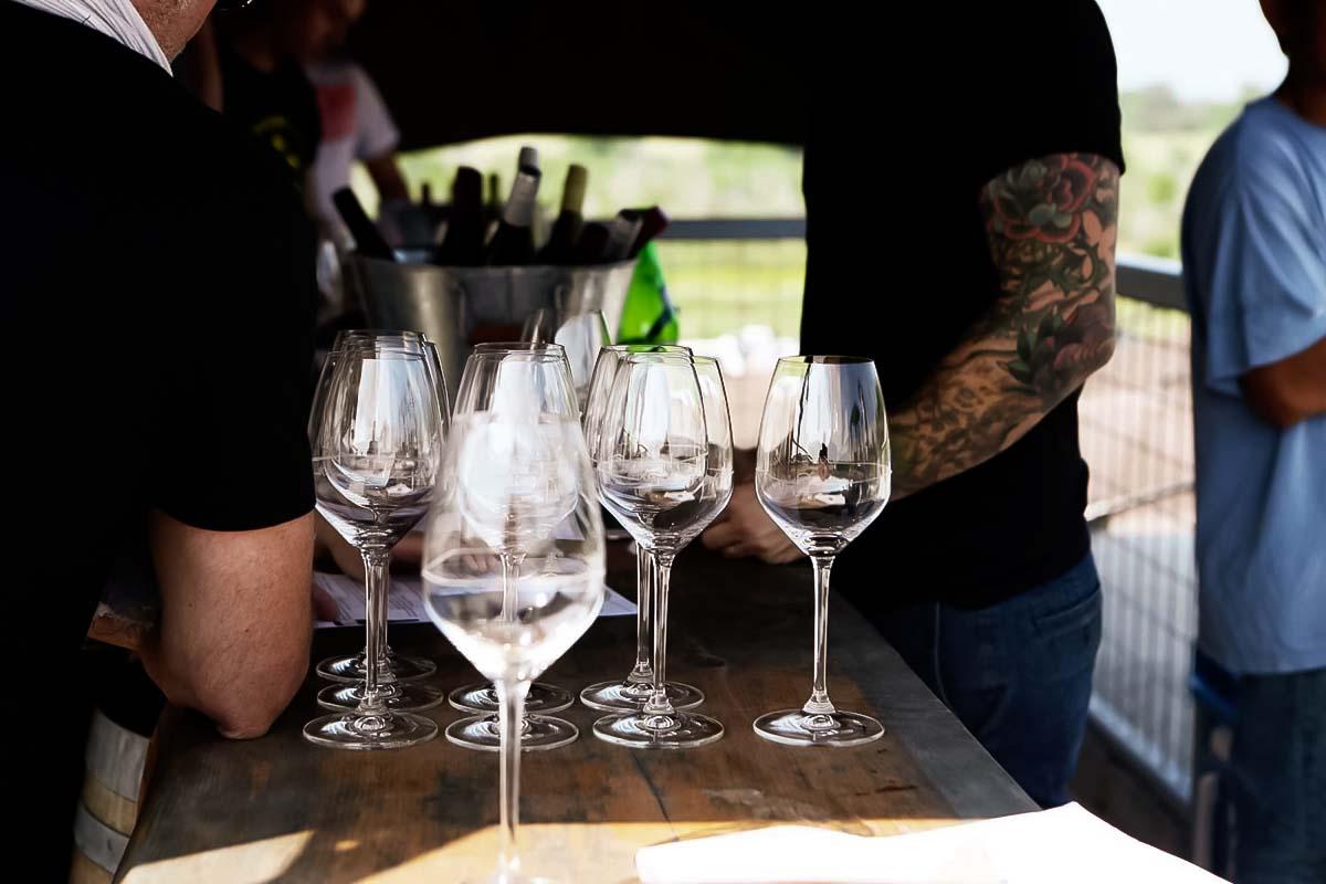 O sommelier local lhe dará informações sobre a seleção de vinhos italianos durante esta degustação em Cracóvia