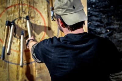 AXE THROWING WARSAW