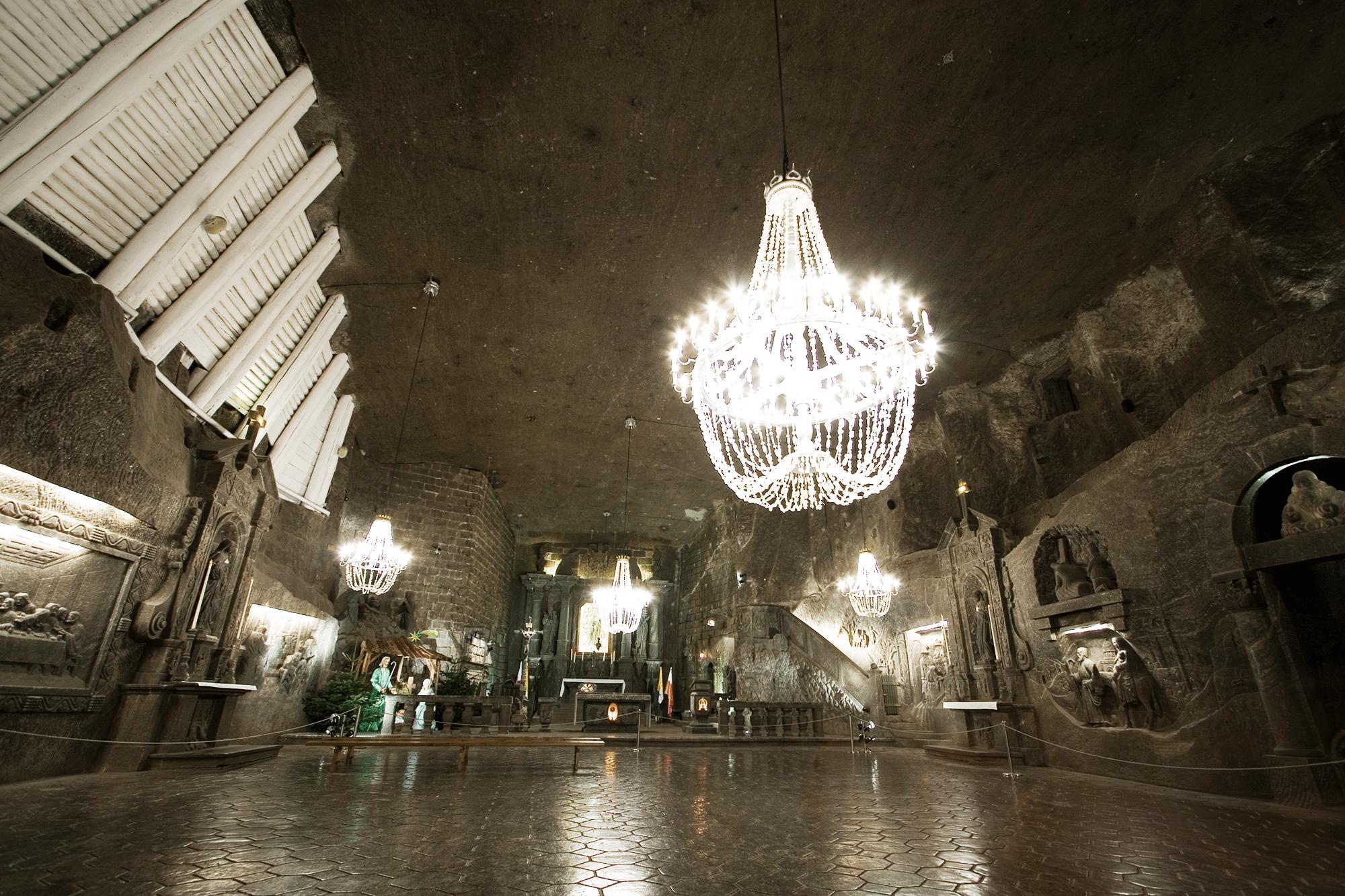 Auschwitz Salt Mine Tours