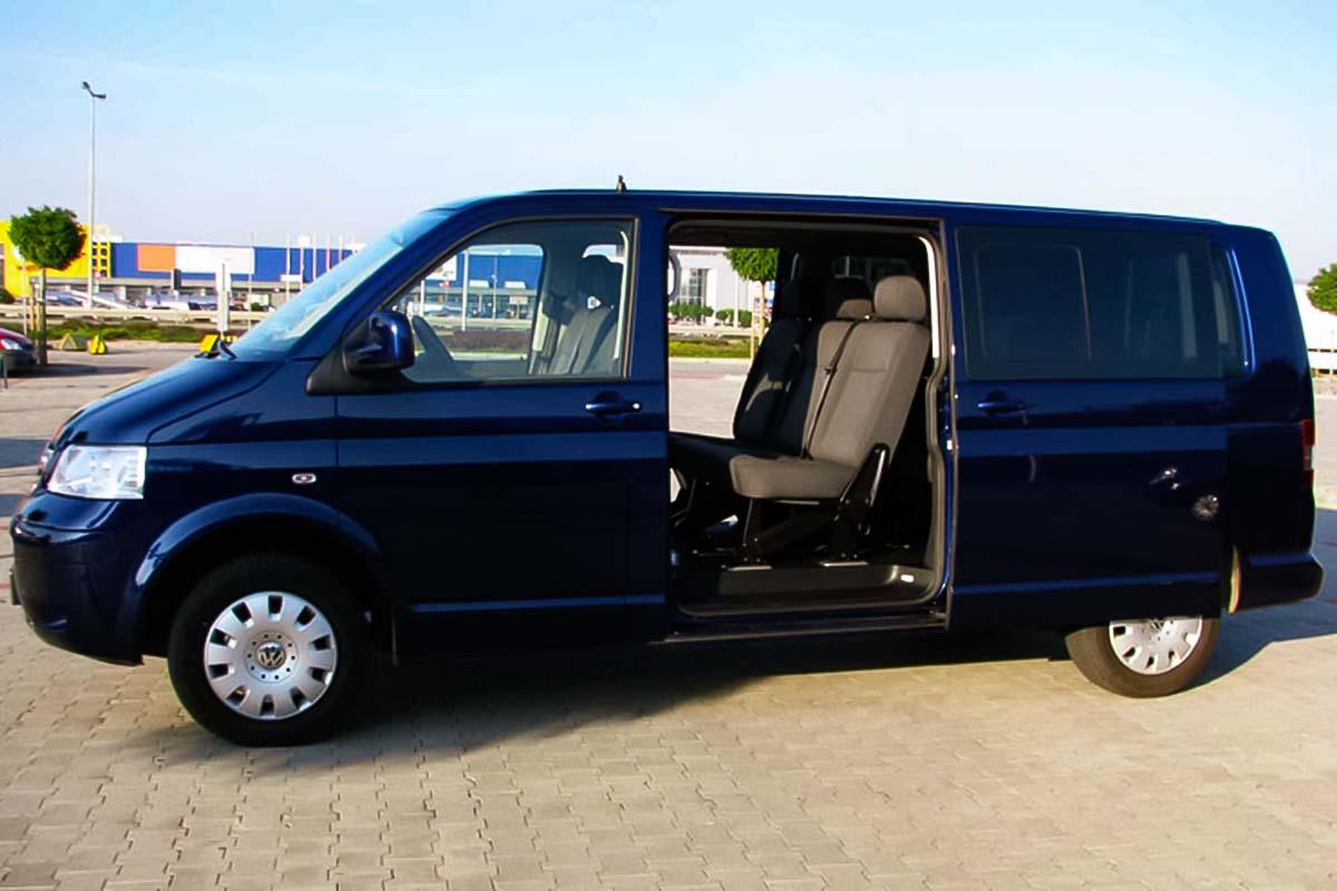 Reserve um transporte sem complicações do aeroporto para o seu hotel em Wroclaw