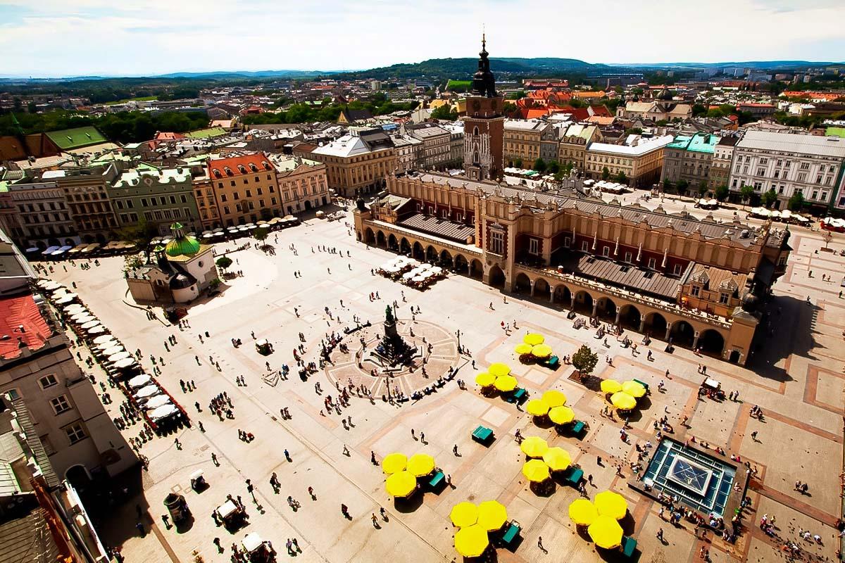 old town krakow private tour