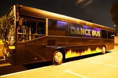 PARTY BUS AIRPORT TRANSFER WROCLAW