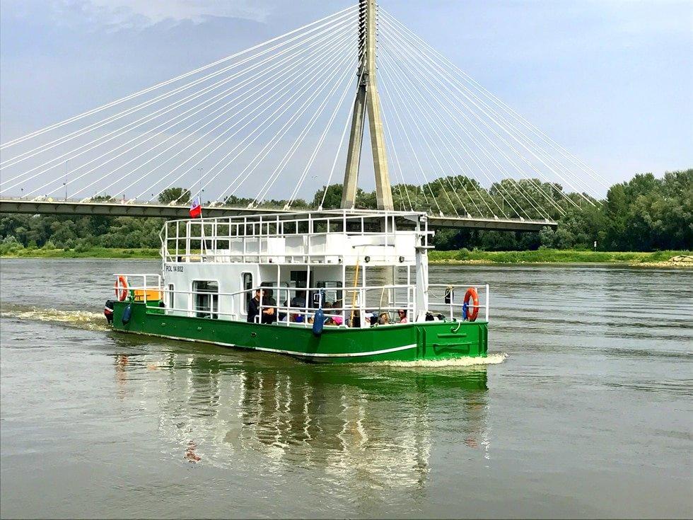 boat party varsovia polonia