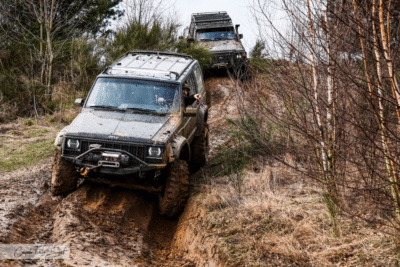 DIRTY OFF-ROAD 4x4 WARSAW