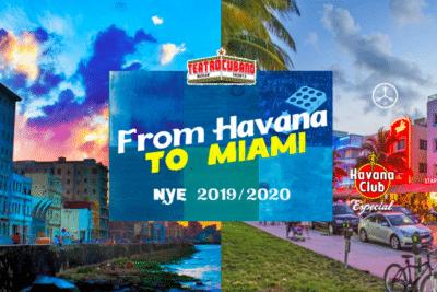NYE 2021 @ TEATRO CUBANO