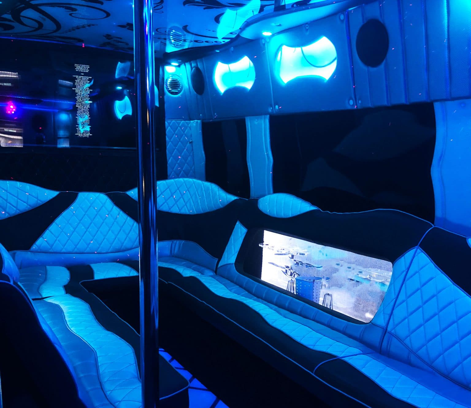 Book a party van for my bachelor party in Wroclaw